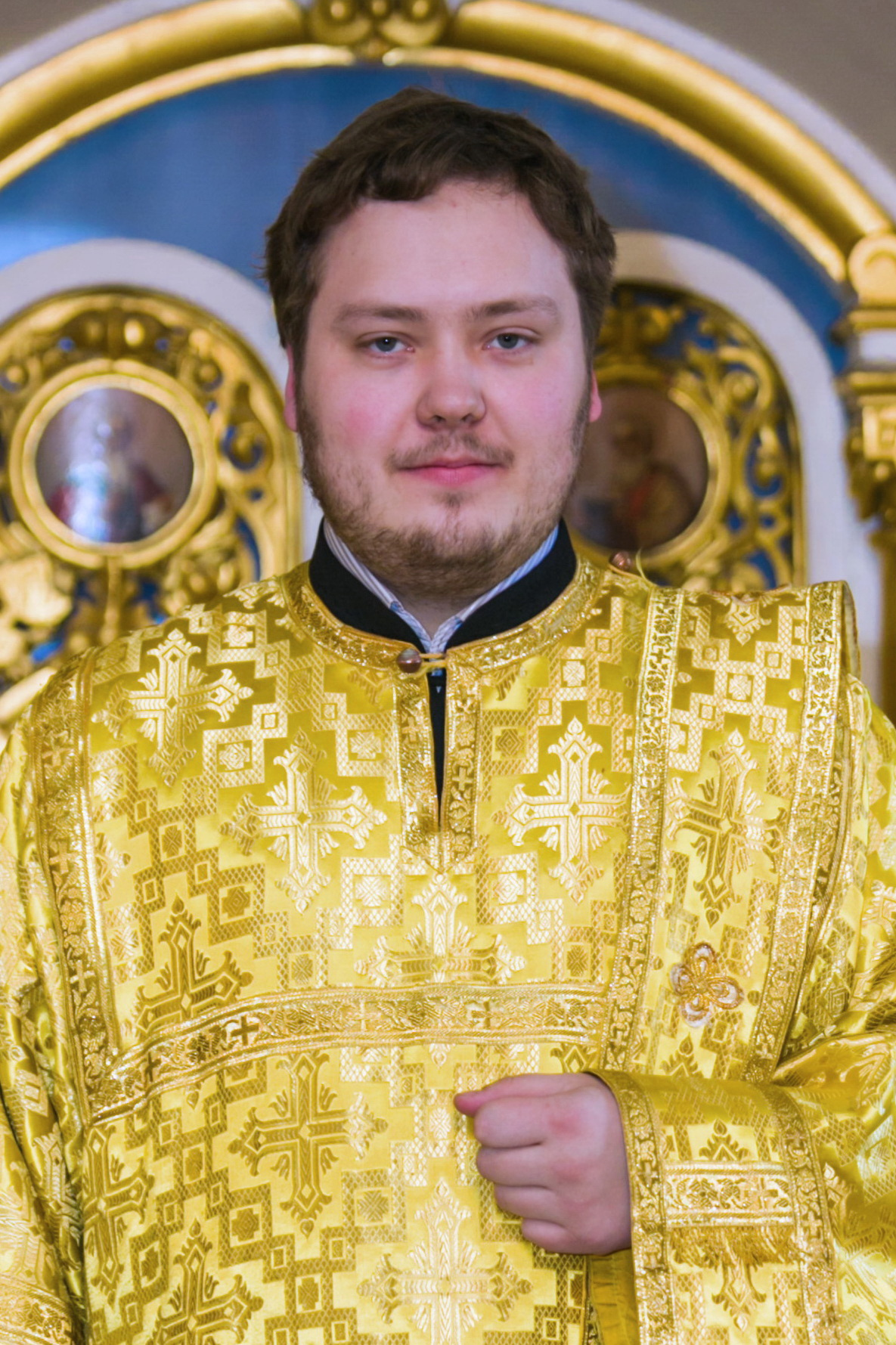 диакон Антоний Лапенко